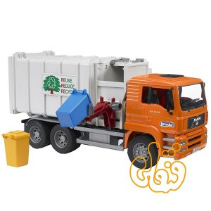 MAN TGA Seitenlader Müll-LKW 02761