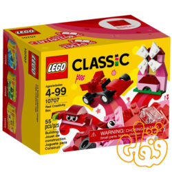 Red Creative Box 10707