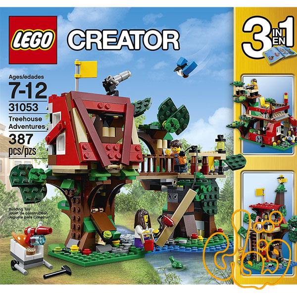 Treehouse Adventures 31053