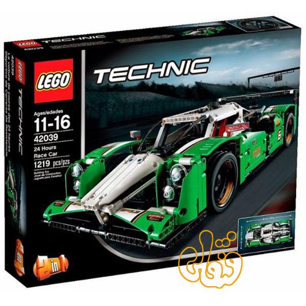 24Hours Race Car 42039