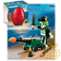Ghost Pirate with Cannon 4928