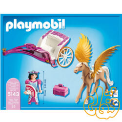 5143 Princess Pegasus Carriage
