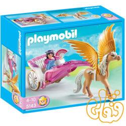 5143 Princess Pegasus Carriage