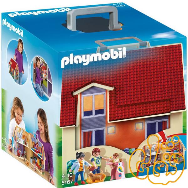 Take Along Modern Doll House 5167
