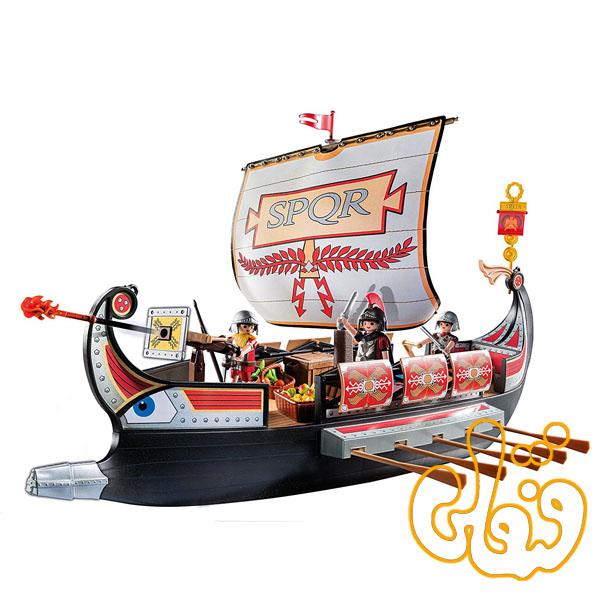 roman warriors ship 5390