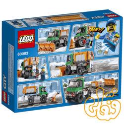 Snowplow Truck 60083