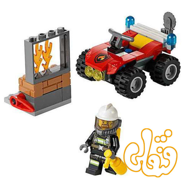 Fire ATV 60105
