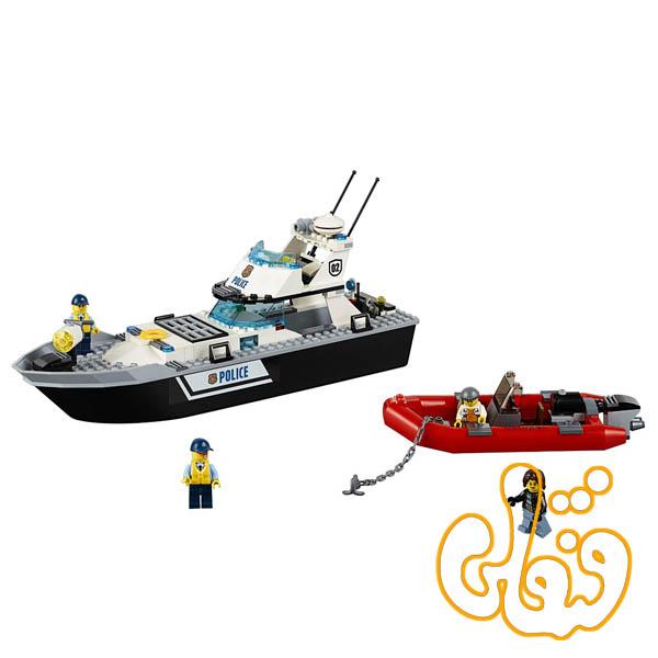 Police Patrol Boat 60129
