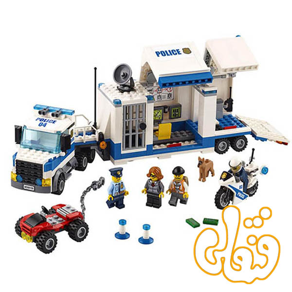 Mobile Command Center 60139
