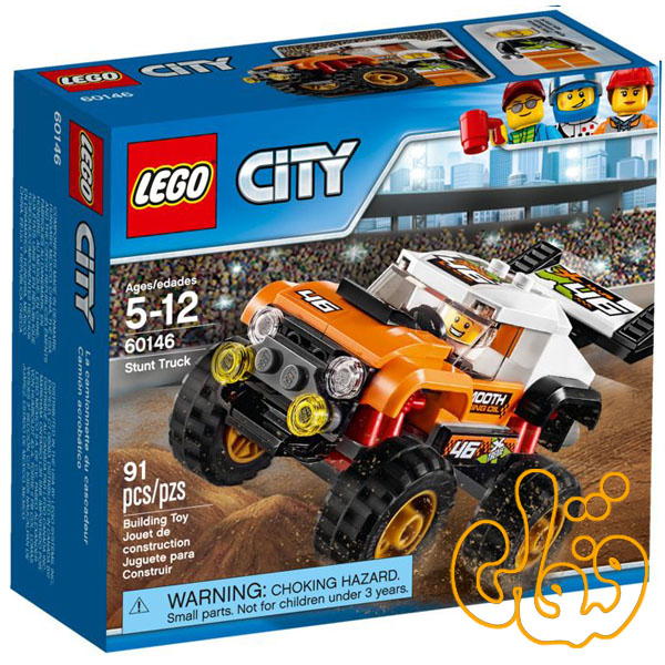 Stunt Truck 60146