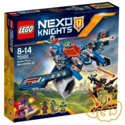 Aaron Fox's Aero-Striker V2 70320