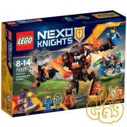 Infernox captures the Queen 70325
