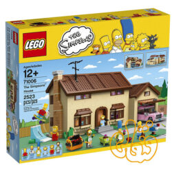 The Simpsons™ House 71006