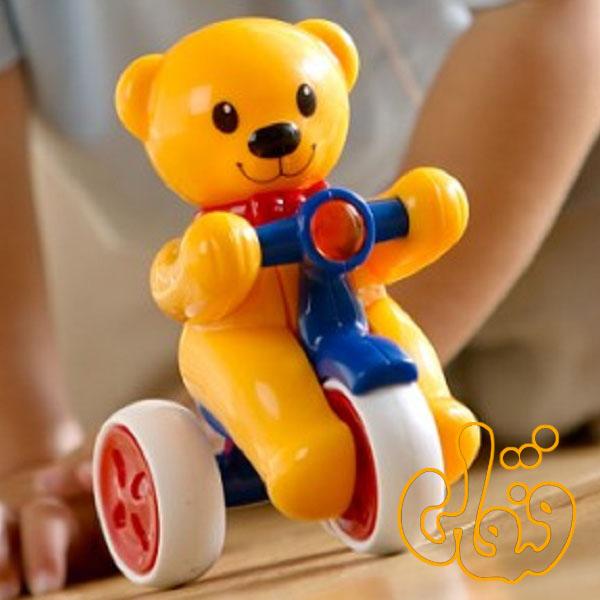 خرس حرکتی موتور سوار 89678