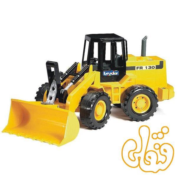 ماشین راهسازی لودر Articulated road loader FR 130 02425