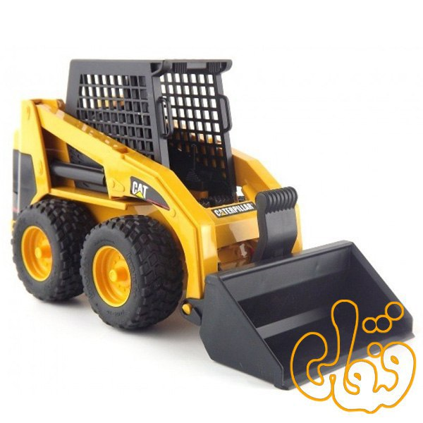 ماشین راهسازی بابکت Cat Skid steer loader 02431