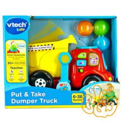 Put & Take Dumper Truck 166503
