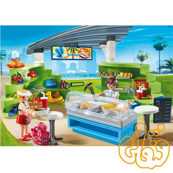 کافه پلی موبیل Splish Splash Café 6672