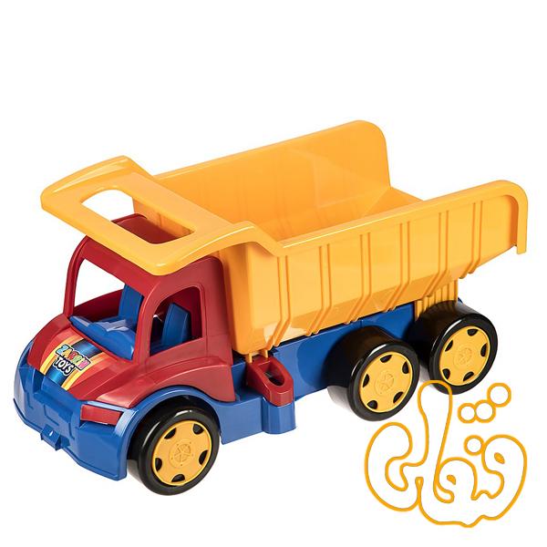 کامیون زرین معدن 130 کیلوگرم