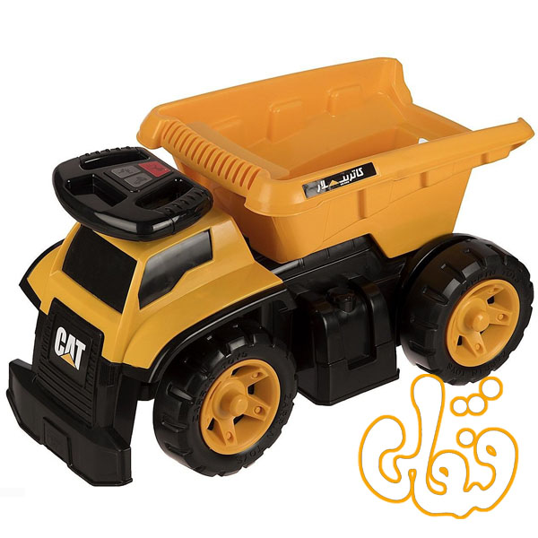 کامیون زرین کاترپیلار 200 کیلوگرم