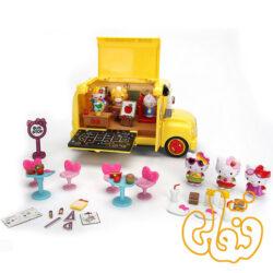 اتوبوس مدرسه هلوکیتی Hello Kitty School Bus 97811