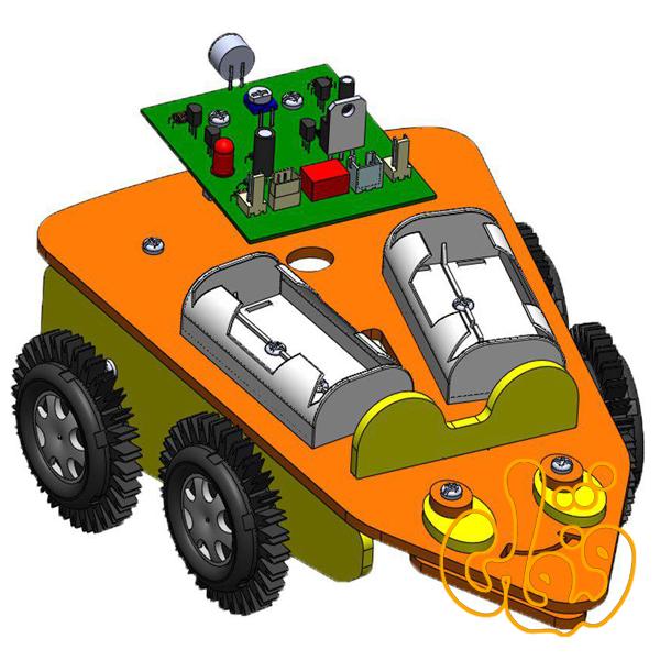 روبات موشواره