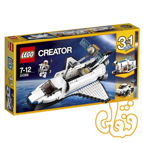 space shuttle explorer 31066
