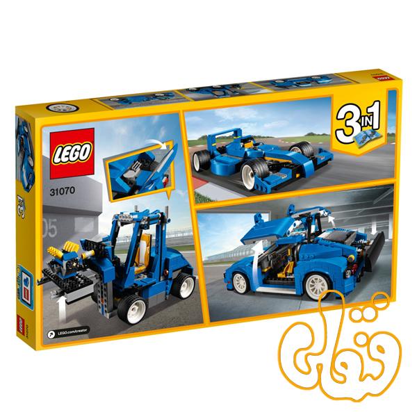 turbo track racer 31070