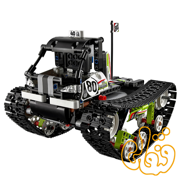 RC tracked racer 42065