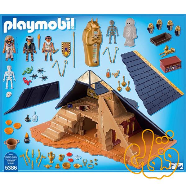 pharaoh's pyramid 5386