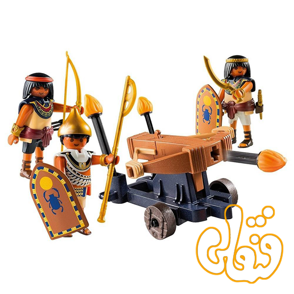 egyptian troop with ballista 5388