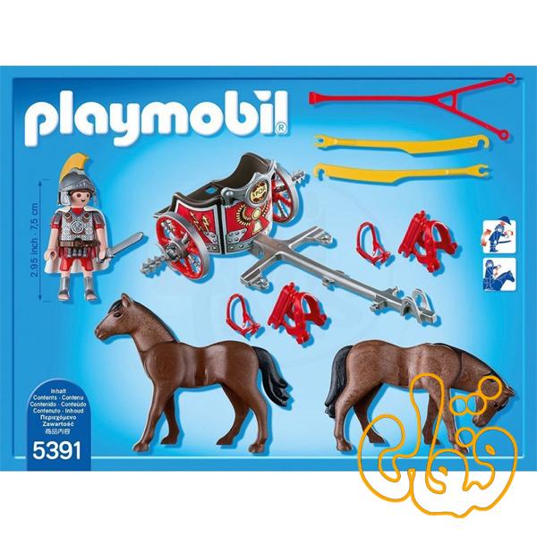roman chariot 5391