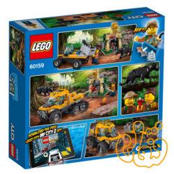 jungle halftrack mission 60159