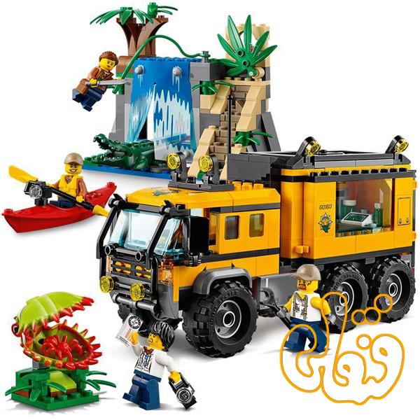 jungle mobile lab 60160