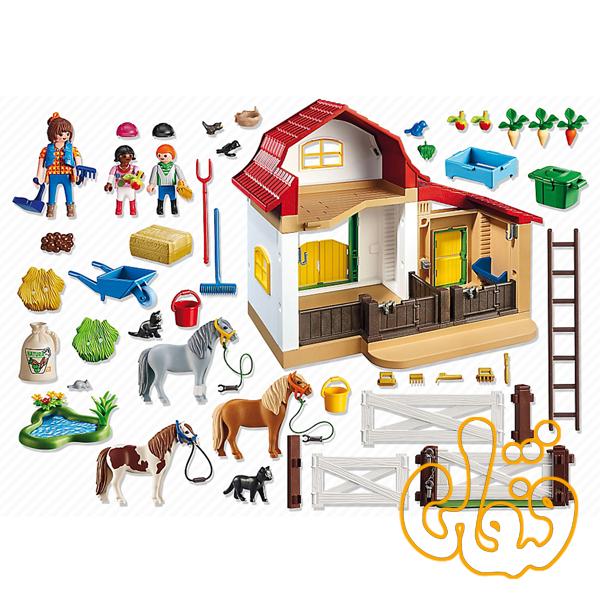 pony farm 6927
