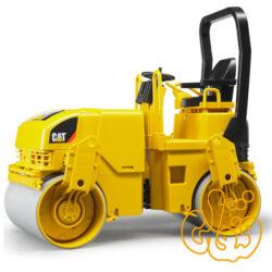 Cat Asphalt drum compactor 02433