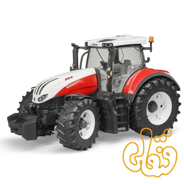 Steyr 6300 Terrus CVT 03180