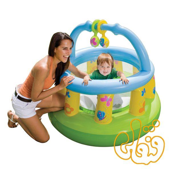 پارک بازی کودک دایره 48474