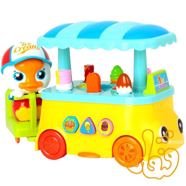 بستنی فروشی رنگارنگ 6101