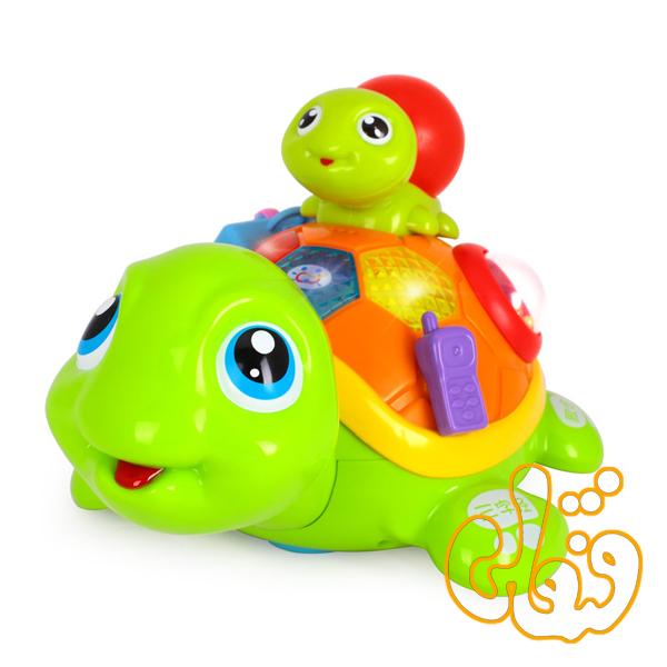 لاکپشت و بچه 868