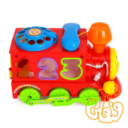 قطار پازلی کوچک 8810