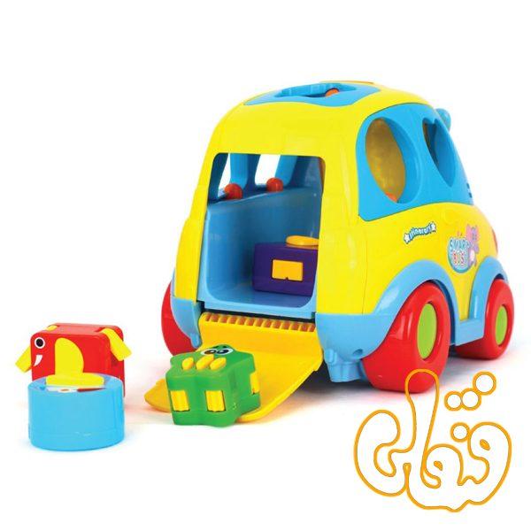اتوبوس هوش 896