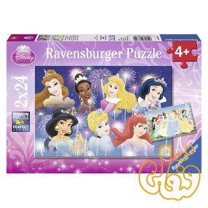 پازل پرنسسهای زیبا Beautiful Princesses 08872