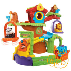 Toot-Toot Animals Tree House 157103