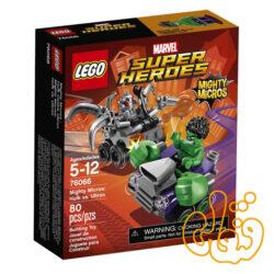 Mighty Micros: Hulk vs. Ultron 76066