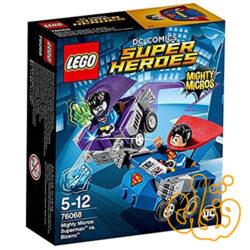 Mighty Micros: Superman™ vs. Bizarro™ 76068