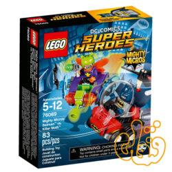 Mighty Micros: Batman™ vs. Killer Moth™ 76069