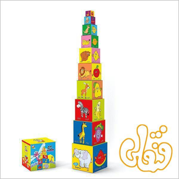 برج مکعب