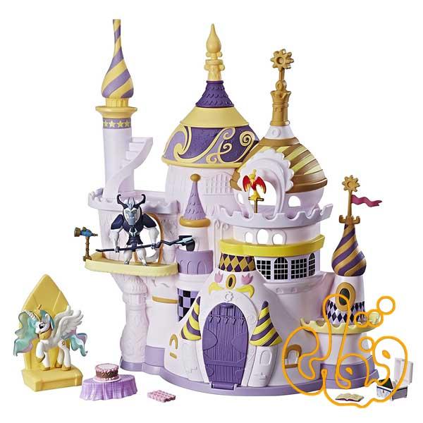 قصر پونی Canterlot Castle 0686