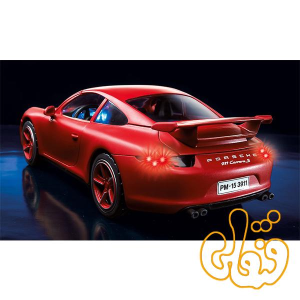 پورشه 911 Porsche 911 Carrera S 3911
